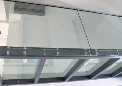 balustrady szklane Warszawa