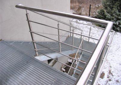schody zewnętrzne Warszawa